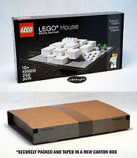 Special Edition LEGO HOUSE Set 4000010 Architecture & Minifigure
