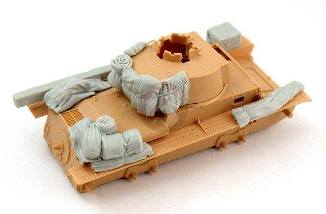 Panzer Art 1 35 Panzer 38(t) German Light Tank WWII Stowage Accessories RE35-520