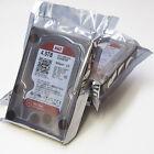 "4TB WD RED WD40EFRX SATA NASware 3.0 3.5"" SATA III Internal NAS Hard Drive 64mb"