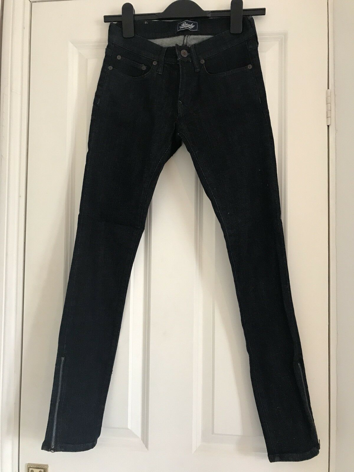 Ralph Lauren Rugby Brand New Dark bluee Skinny Jeans Size 25 Small