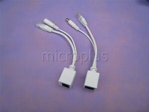 Passive-Power-over-Ethernet-PoE-Adapter-Injector-Splitter-Cat5-Cable-Kit-Set