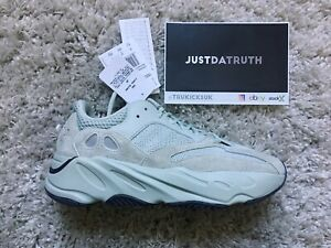 Details about Adidas Yeezy Boost 700 Salt Size 8 UK