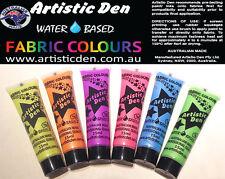 Fabric Paint UV Glow In The Dark Uv Neon Fabric Paint Metallic Textile Paint