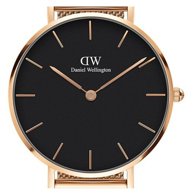 New Daniel Wellington DW00100217 Classic Petite Melrose Watch RRP $209