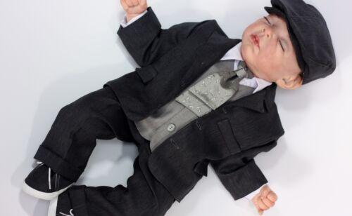Baby Anzug Taufanzug Taufanzug Junge Kinderanzug,Festanzug baby G005-4
