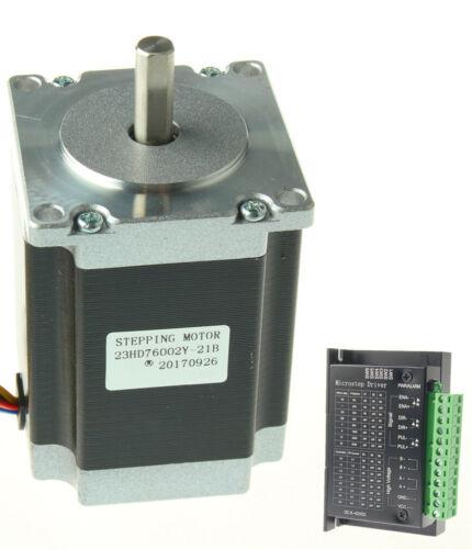 Nema 23 Stepper Motor w// Driver TB6600 kit 1.9 N.m