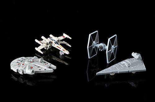 Tsw-01 Tomica Star Wars Millennium Falcon