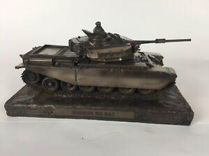 Centurion-Mk5-Main-Battle-Tank-Cold-Cast-Bronze-Military-Statue
