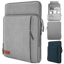 Purple iPad Pro 11 2020 Dadanism 9-11 Inch Tablet Sleeve Case Fit New iPad 10.2 2020//2019 Polyester Protective Bag with Accessory Pocket iPad Air 4 10.9 2020 iPad 9.7//Air 10.5