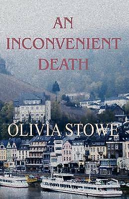 1 of 1 - An Inconvenient Death (Charlotte Diamond Mysteries) (Volume 4) by Olivia Stowe
