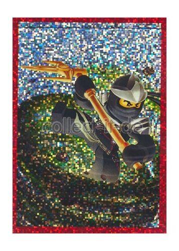 LEGO Ninjago-sammelsticker 2015-N 217