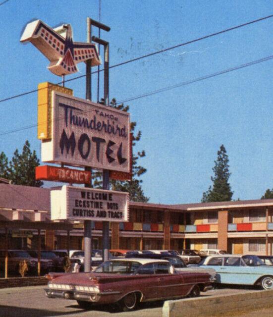 A2 Thunderbird Tahoe Motel Near Casinos / Louis Robers
