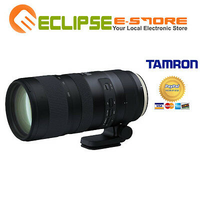Brand NEW Tamron SP 70-200mm F/2.8 Di VC USD G2 Lenses For Canon