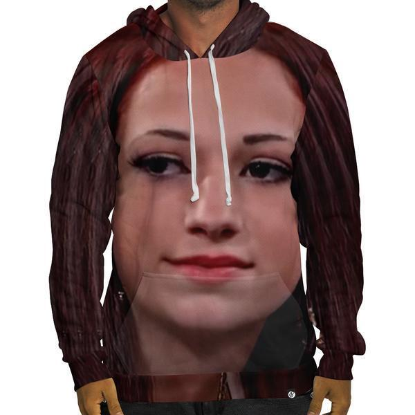 NEW W/ TAGS Beloved CASH ME OUTSIDE HOODIE SMALL-3XLARGE HAND MADE IN THE USA