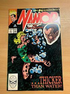 Marvel-Comics-Namor-The-Sub-Mariner-6-Septembre-1990-Vfn