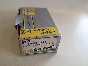 670/ RH Bremsbeläge Bremsklötze WVA21005-15.5 - Abenberg, Deutschland - 670/ RH Bremsbeläge Bremsklötze WVA21005-15.5 - Abenberg, Deutschland