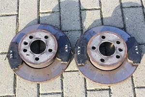 Bremsbeläge Bremsscheiben vorne für VW T4 1,9 2,0 2,4 2,8 2,5 TD TDI Bus Kasten