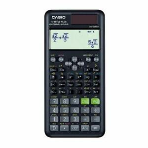 Casio-FX-991ES-Plus-2-Auflage-Wissenschaftlicher-Rechner-417-Funktionen