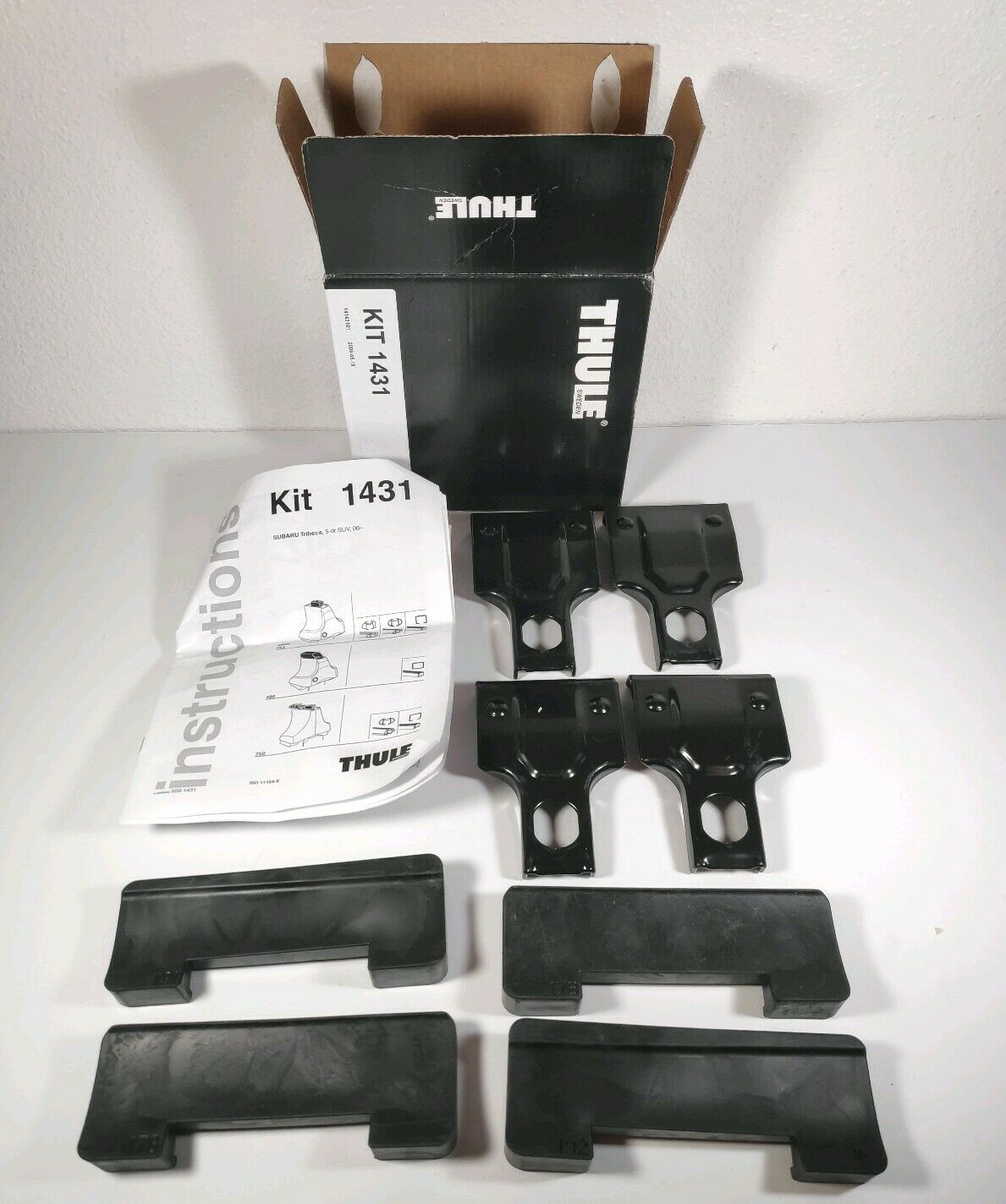 Thule Traverse Fit  Kit 1431 designed to integrate with the Thule Traverse foot  buy cheap
