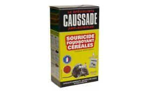 SOURICIDE-RELAMPAGO-CAUSSADE-avena-pelado-alphachloralose-raton-4-x-25-G