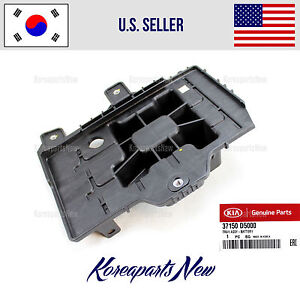 Image Is Loading Tray Battery Genuine 37150d5000 Fits Kia Optima 2016