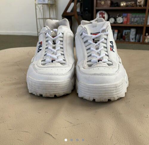 Chunky Fila Shoes