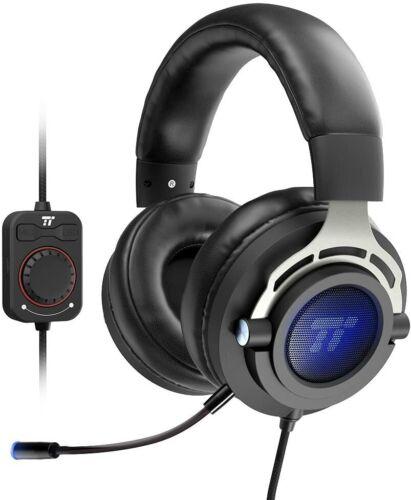 TaoTronics PC Gaming Headset US Gaming Kopfhörer mit echtem 7.1 Surround Sound