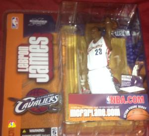 MCFARLANE NBA 5 LEBRON JAMES