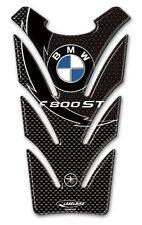 ADHESIVO 3D RESINA CARBONO PROTECTOR DE DEPÓSITO PARA MOTO BMW F 800 F800 ST