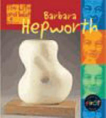 1 of 1 - Woodhouse, Jayne, The Life & Work of Barbara Hepworth Hardback, Very Good Book