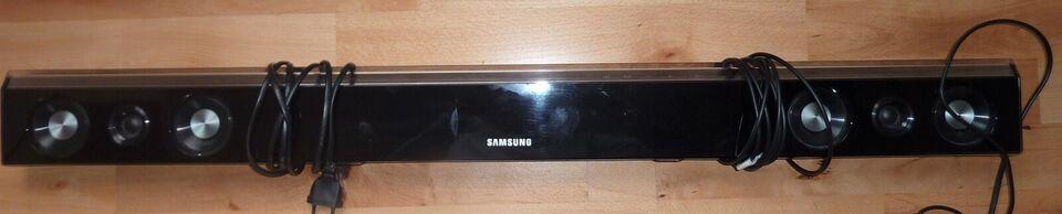 Soundbar og bas, Samsung, God