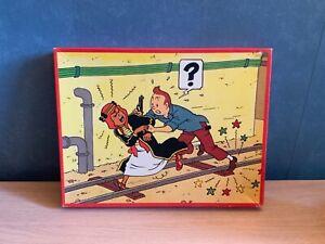 Puzzle-Tintin-Wavery-Eldorado-1977