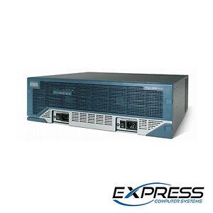 Cisco-CISCO3845-VWIC3-2MFT-T1-E1-3845-Series-Integrated-Services-Router