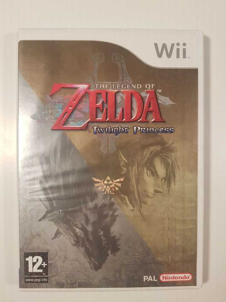 Zelda Twilight Princess, Nintendo Wii