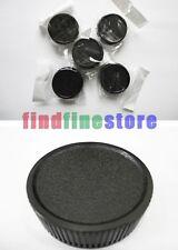 5pcs Rear lens cap cover for Leica M39 L39 39mm screw mount Wholesale lots 5x
