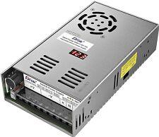 New Listingac To Dc Power Supply Drok Ac 110v 220v To Dc 0 48v Converter Led Adjustable Ac