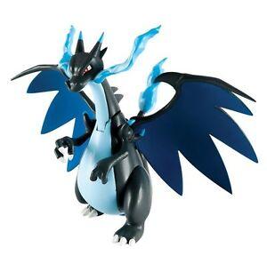 pokemon action figure charizard x evolution mega battle 15cm tomy