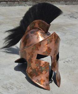 NEW-300-Movie-Spartan-King-Leonida-Medieval-Roman-Helmet-Greek