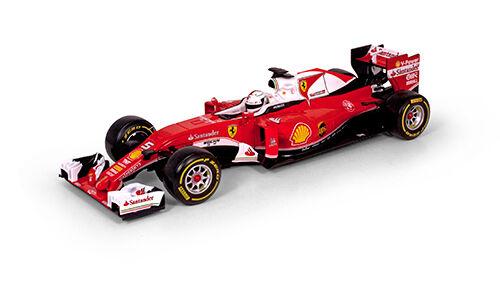 Burago Models 1 18 2016 Ferrari SF16-H Sebastian Vettel