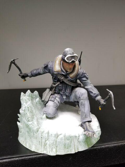 Call Of Duty Modern Warfare 2 Statue Captain Soap Mactavish