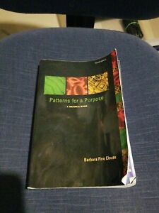 Patterns-for-a-Purpose-A-Rhetorical-Reader-by-Barbara-Fine-Clouse-4th-edition