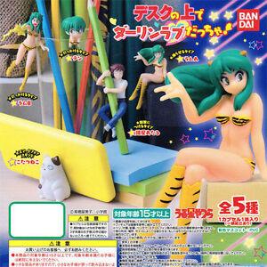 Bandai Urusei Yatsura landed Sitting Desktop Decorate Your Desk Darling Figure