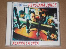 PERSIANA JONES - AGARRA LA ONDA - CD COME NUOVO (MINT)