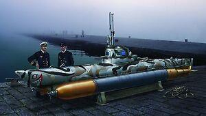 Italeri-5609-Maqueta-de-submarino-U-Boot-Biber-Escala-1-35