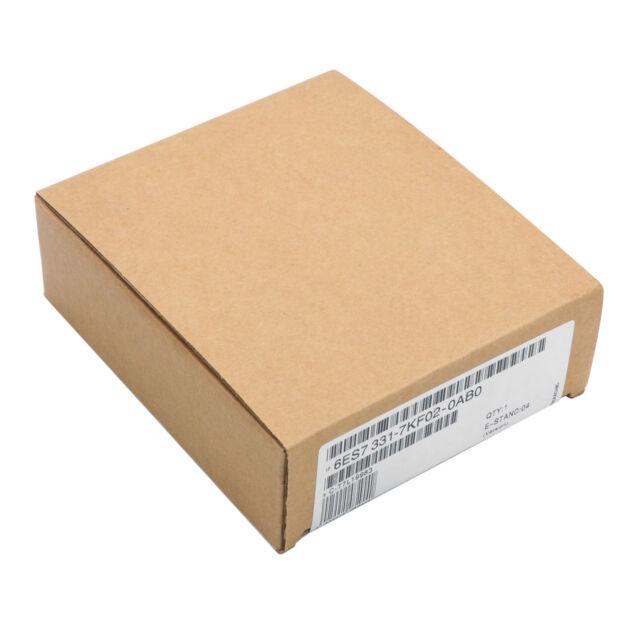 1PCS SIEMENS 6ES7 331-7KF02-0AB0 6ES7331-7KF02-0AB0 PLC 6 month warranty