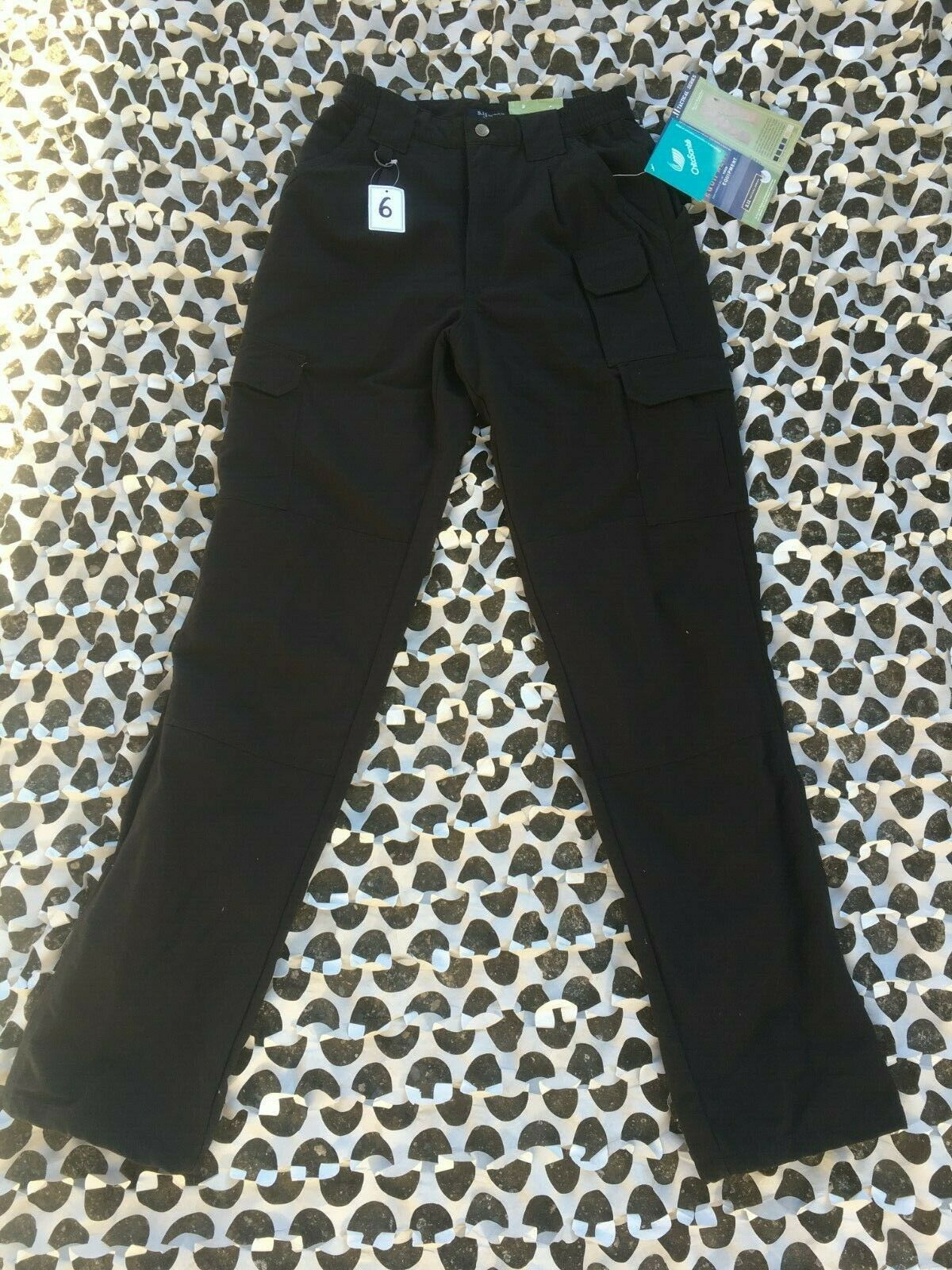 Pantalon black tactique 5.11 tactical size 36 fr armé américaine