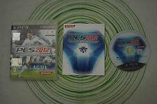 Pro evolution soccer 2012 ps3 pal