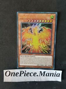 Details about Yu-gi-oh! the winged dragon of ra - the invincible phoenix  dupo-fr046- show original title