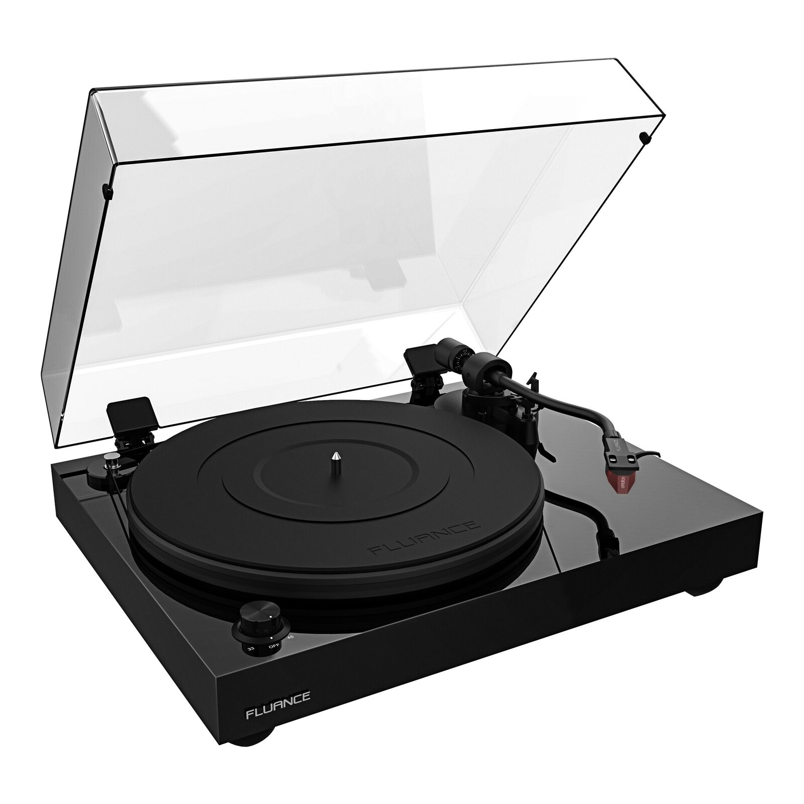 Fluance Reference High Fidelity Vinyl Turntable Record Player Ortofon Cartridge. Buy it now for 349.99