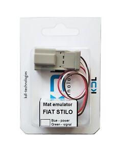 Emulatore-del-Sensore-di-Presenza-del-Sedile-adatto-Fiat-STILO